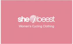 Shebeest Cycling Apparel logo